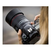 Canon Ef 85mm F/1.4l Is Usm - Garanzia Pass Italia