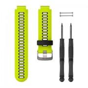 Garmin 010-11251-0M accessorio per smartwatch Band Nero, Giallo