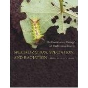 Specialization, Speciation, and ...
