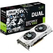 Asus Dual series GeForce GTX 1060 OC Edition 3GB GDDR5 192-bit Graphics Card