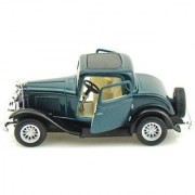 Jain Gift Gallery 1932 Ford 3-Window Coupe (Multicolor)