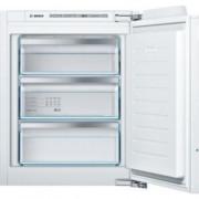 GARANTIE 2 ANI Congelator incorporabil Bosch, Serie 6, Congelator vertical încorporabil, 72 l net, LowFrost, clasa A++, GIV11AFE0
