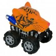Masinuta vehicul cap tigru