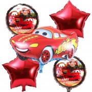 Set baloane folie Cars