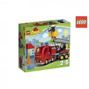 Lego duplo autopompa pompieri 10592