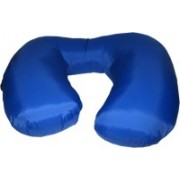 Goodluck Neck Travel Pillow Neck Pillow(Blue)