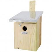 Koolmees nestkast / vogelhuisje