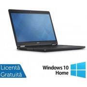 "Laptop Refurbished Dell Latitude E5250 (Procesor Intel® Core™ i5-5300U (3M Cache, up to 2.90 GHz), Broadwell, 13"" HD, 16GB, 500GB HDD, Intel® HD Graphics 5500, Win10 Home, Negru)"