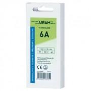 AIRAM smältpropp 6A, 5-pack 6435200173751 Replace: N/A
