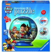Puzzle 3D Paw patrol, 72 piese Ravensburger