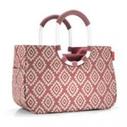 reisenthel Einkaufskorb loopshopper M diamonds rouge