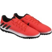 Adidas MESSI 16.3 TF Football Shoes For Men(Red)