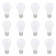 Lot de 12 ampoules led 12W blanc naturel - FamilyLed