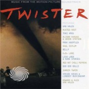 Video Delta Twister - Soundtrack - CD