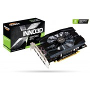 Placa video Inno3D GeForce GTX 1660 Compact, 6GB, GDDR5, 192-bit