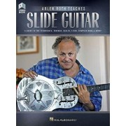 Arlen Roth Teaches Slide Guitar: Book with Online Video Lessons, Paperback/Arlen Roth