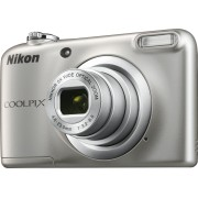 COOLPIX A10 SI - Digitalkamera, 16MP, 5-fach Zoom, silber