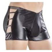 Male Power Extreme Cage Shorts Underwear Black 165-004