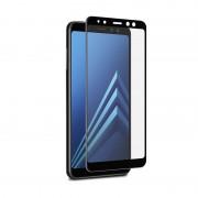 Folie din sticla 5D Samsung A5 2018 / A8 2018 - Negru