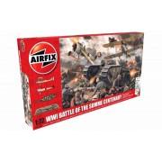 Airfix kit constructie batalia de la somme centenary scara 1:72