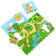 Chicco (Artsana Spa) Ch Gioco Tappeto Puzzle Castel