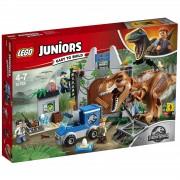 Lego Juniors Jurassic World: Fuga del T. rex (10758)