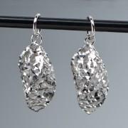 18K ブライトカット デザイン チャーム【QVC】40代・50代レディースファッション
