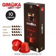 10 capsule cafea Gimoka Intenso 5.5g