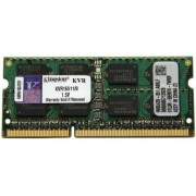 Memorie Laptop Kingston SODIMM DDR3, 1x8GB, 1600MHz
