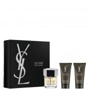 Yves Saint Laurent L'Homme EDT Confezione 60 ML Eau de Toilette + 50 ML After Shave Balm + 50 ML Shwer Gel