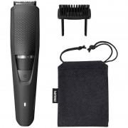 Masina de tuns barba BT3226/14, 20 setari, 0.5 - 10 mm, Durata de functionare/Incarcare 60 de minute, Negru