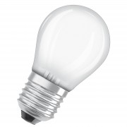 OSRAM golf ball LED bulb E27 5 W 827 dimmable