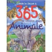 365 de curiozitati despre animale. Citeste in fiecare zi