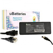UBatteries Laptop AC Adapter Charger Toshiba Satellite C870-ST4NX2 C870-ST4NX3 C870-ST4NX4 C870-ST4NX5 C875D-S7105 C875D-S7120 C875D-S7220 C875D-S7222 C875D-S7223 C875D-S7225 - 19V 65W