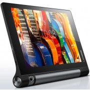 "Tableta Lenovo Yoga Tab 3 YT3-850F, Procesor Quad-core 1.3 Ghz Cortex A7, LED-backlit IPS Capacitive touchscreen 8.0"", 2GB RAM, 16GB Flash, 8MP, Wi-Fi, Android (Negru) + Cartela SIM Orange PrePay, 6 euro credit, 6 GB internet 4G, 2,000 minute nationale si"