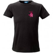 West River Linedance Svart T-shirt Dam