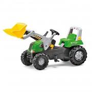 Rolly Toys Trattore a Pedali con Ruspa Rolly Toys Junior RT