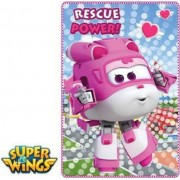 100*150 cm Rescue Power Super Wings Polár Takaró