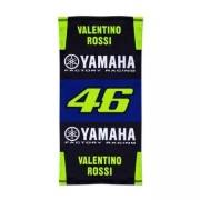 VR46 Tour de Cou VR46 Yamaha Dual Racing OS Noir Bleu