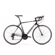 Romet Huragan 5 országúti kerékpár Fekete