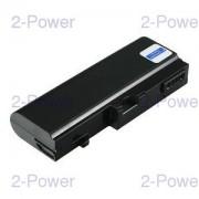 2-Power Laptopbatteri Toshiba 7.2v 5200mAh (PA3689U-1BRS)