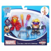 MPH 2 PACK MARVEL COMBINABLE