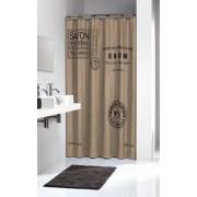Sealskin Savon De Provence Linen zasłona prysznicowa tekstylna 180x200cm 233321366