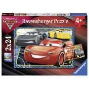 PUZZLE CARS 2x24 PIESE