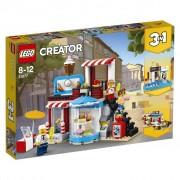 Lego Modulares Zuckerhaus