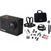 Actioncam 525 black + outdoor-set 4K (Ultra HD), wifi