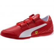 Puma Valorosso Ferrari red