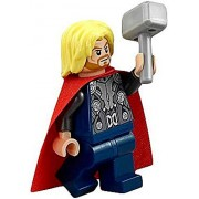 LEGO Super Heroes Age of Ultron Minifigure - Thor with Hammer (2015)