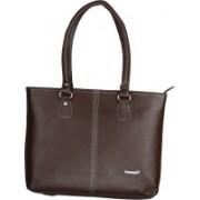 WCL Women Brown Shoulder Bag