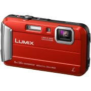 PANASONIC Compact camera Lumix DMC-FT30 (DMC-FT30EF-R)
